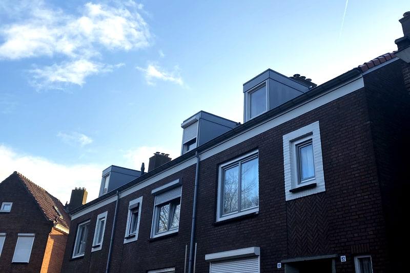 16 dakkapellen plaatsen Tilburg Type a