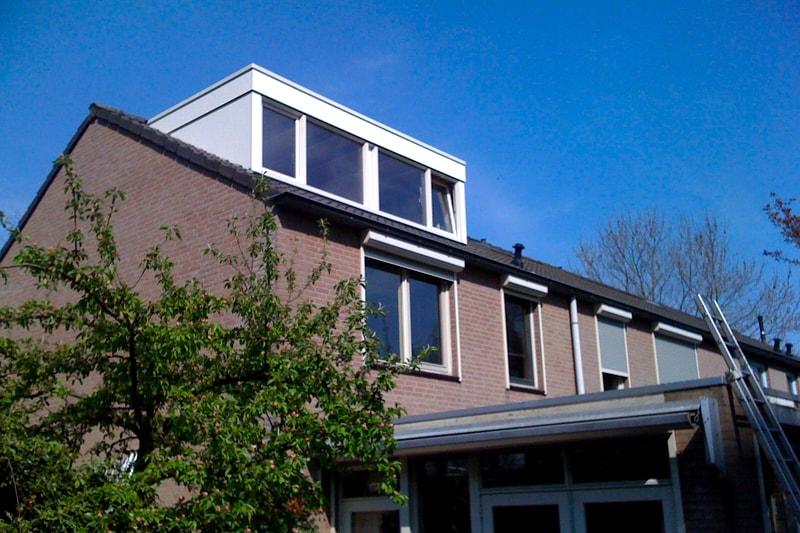 Dakkapel plaatsen Lange Nieuwstraat Tilburg