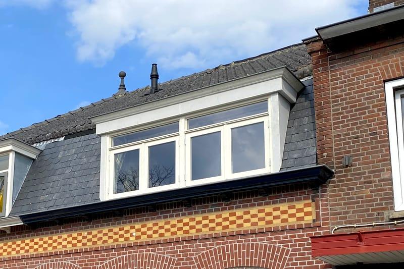 Dakkapel vervangen in Tilburg - na zoom