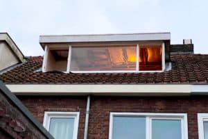 Dakkapel Tilburg VOOR