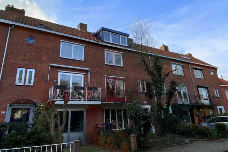 Dakkapel voorzijde woning Tilburg